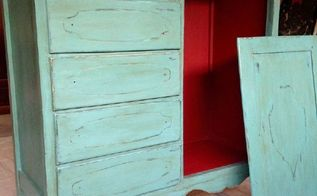 baby changing table re purposed to a buffet, chalk paint, painted furniture, repurposing upcycling