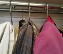 are we the only ones who didn t know this hack, closet, organizing, repurposing upcycling, storage ideas