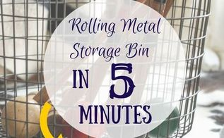 diy rolling wire baskets for toy storage, bedroom ideas, chalkboard paint, crafts, how to, organizing, storage ideas