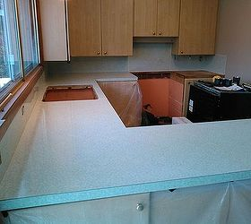 updating kitchen countertops with faux finish paint countertops how to painting dated - Faux Finish Paint