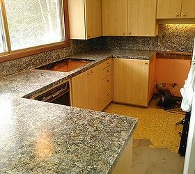 updating kitchen countertops with faux finish paint countertops how to painting - Faux Finish Paint