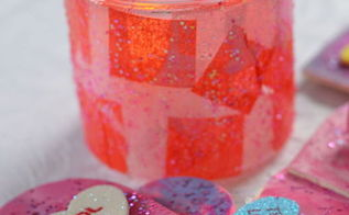 valentine s day kid s crafts, crafts, how to, seasonal holiday decor, valentines day ideas