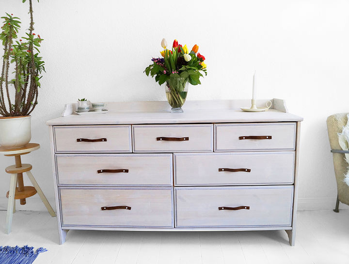 Ikea Leksvik Dresser Upcycle Home Decor Painted Furniture Repurposing Upcycling