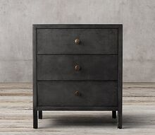 q how to get a rustic dark gray finish on furniture, how to, painted furniture