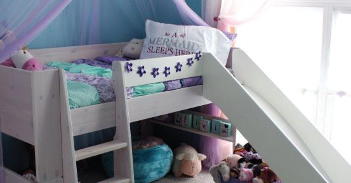 Child S Mermaid Themed Room Hometalk