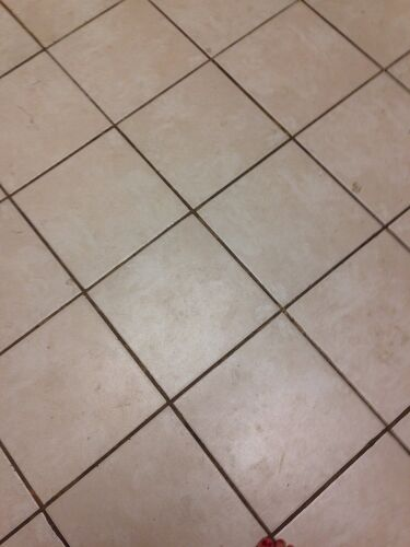 White Tile Flooring Hometalk