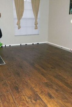 diy laminate flooring installation, diy, flooring, hardwood floors, how to