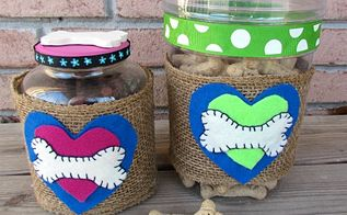 diy dog treat jars, crafts, how to, pets animals, repurposing upcycling, storage ideas