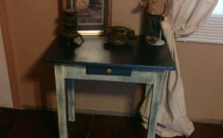modern masters paint refurbish desk, how to, painted furniture