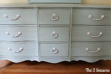 upgrade a thrift store dresser with paint, bedroom ideas, painted furniture