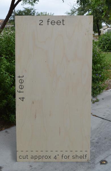 Diy jewelry storage board hometalk for Diy cutting board storage