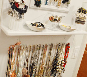 DIY Jewelry Storage Board Hometalk