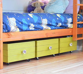Rolling Toy Boxes Made From Drawers, Bedroom Ideas, How To, Organizing,  Repurposing
