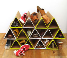 diy super space saving shoe rack, closet, diy, how to, organizing, repurposing upcycling, storage ideas
