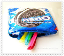 repurposing oreo bags, crafts, repurposing upcycling