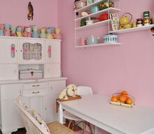 retro 50 s kitchen design ideas, home decor, kitchen design