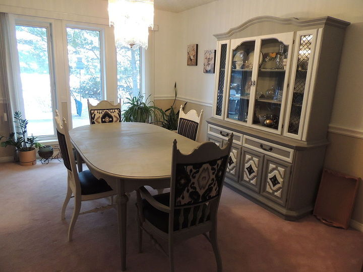 1950 S Dining Set Makeover Hometalk