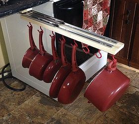Under The Counter Pull Out Pots And Pans Rack, Countertops, Diy, How To
