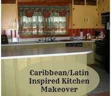 kitchen makeover latin style, kitchen design, paint colors, painting