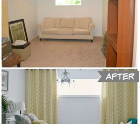 exceptional Simple Room Decorations Before and After great ideas