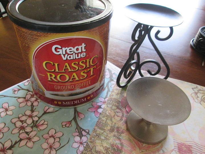 Repurposing Coffee Cans Hometalk