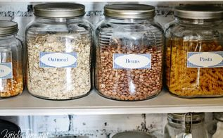 turn pantry chaos into a pantry to be proud of, closet, how to, kitchen design, organizing, storage ideas