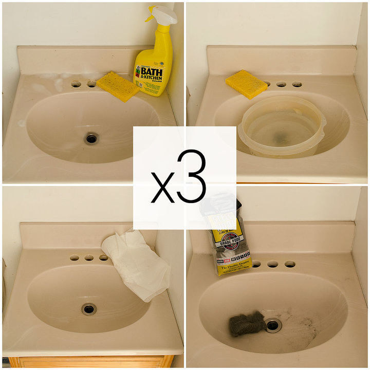 How To Paint A Sink Hometalk