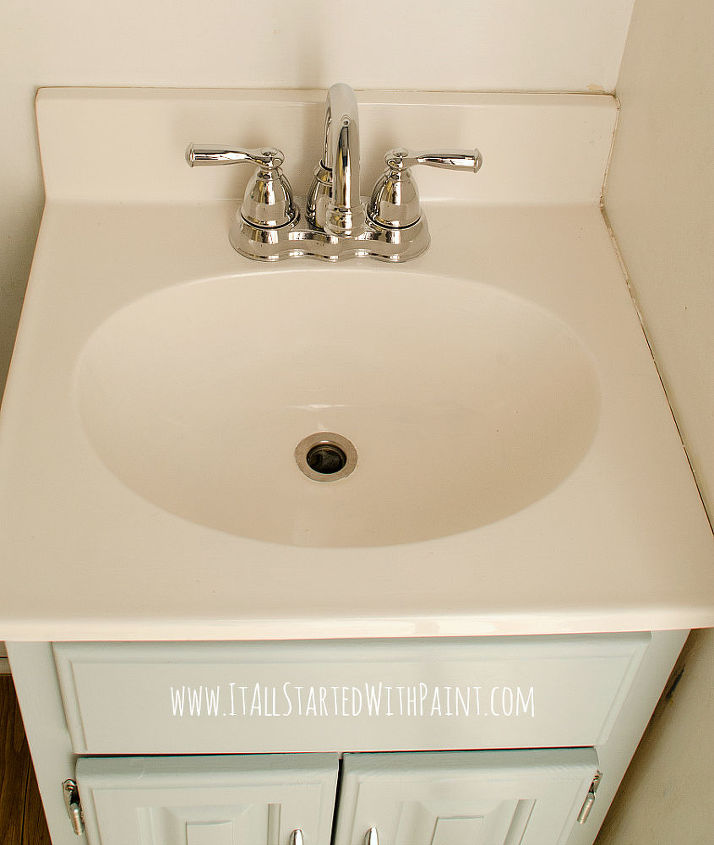 How To Paint A Sink Take 2 Bathroom Ideas How To Painting
