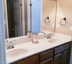 Guest Bathroom Makeover Reveal, Bathroom Ideas, Diy, Home Improvement, How  To,