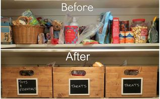 diy wooden crates, closet, crafts, how to, organizing, pets animals, shelving ideas, woodworking projects
