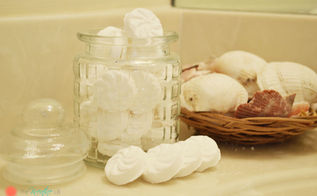 toilet fizzy bombs, bathroom ideas, cleaning tips, diy, go green, how to