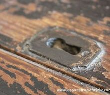industrial table from vintage door, doors, repurposing upcycling, woodworking projects
