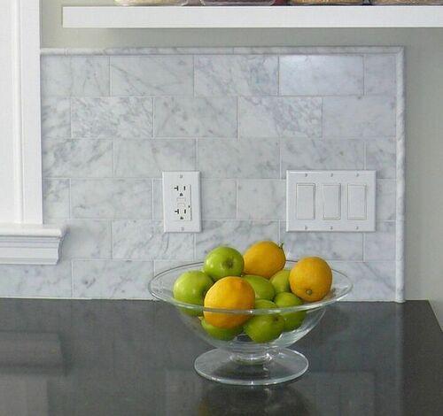 Arabesque Tiles Kitchen Wall: What Kind Of Border For Arabesque Tile Backsplash?
