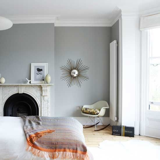 Gray Paint Color Schemes: Grey Paint Colors For The Home