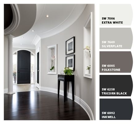 Brilliant 50+ Shades Of Grey Paint Inspiration Design Of Get 20+ ...