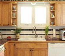 a colorful quirky and imperfect kitchen tour, kitchen design