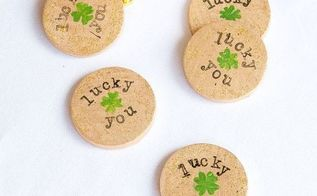 st patrick s day lucky charms stpatricksday, crafts, how to, seasonal holiday decor