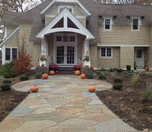 pond and goshen stone patios west simsbury ct, concrete masonry, curb appeal, patio, ponds water features