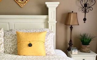 bedroom makeover with chalk paint, bedroom ideas, chalk paint, painted furniture, painting