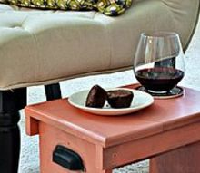 4 occasional table hacks, living room ideas, repurposing upcycling