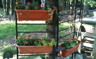 a few more space saving ideas, container gardening, gardening, kitchen design, repurposing upcycling