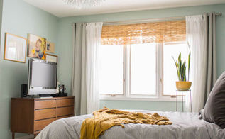 5 way to update your bedroom without spending money, bedroom ideas, wall decor
