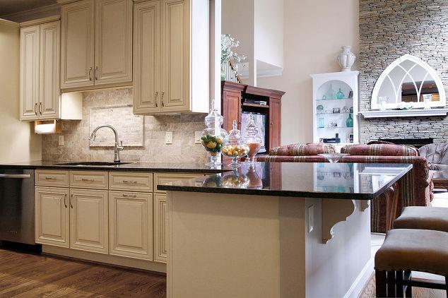 Vast Storage In Updated Kitchen Space Hometalk