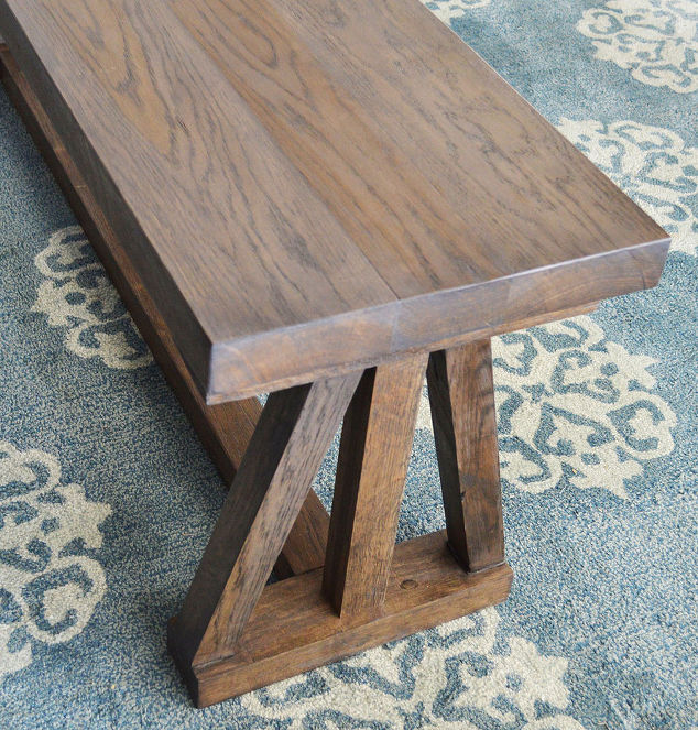 Outstanding Diy Dining Bench Diy Projects Ideas Gmtry Best Dining Table And Chair Ideas Images Gmtryco