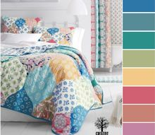 how to create a custom color palette in picmonkey, home decor, how to, paint colors, painting