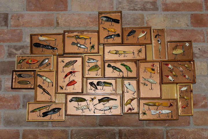 Simple 80+ Fishing Wall Decor Decorating Inspiration Of Home ...