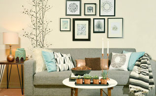 trend spotting scandinavian decor, home decor, painting, wall decor