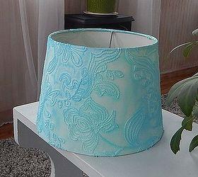 Colored Lamp Shades Water Color Lamp Shade Redo | Hometalk