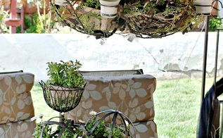 getting ready for spring outdoor ideas, crafts, flowers, gardening, how to, outdoor living, repurposing upcycling