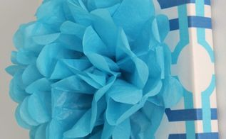create your own paper flower wall art for under 5, crafts, how to, wall decor